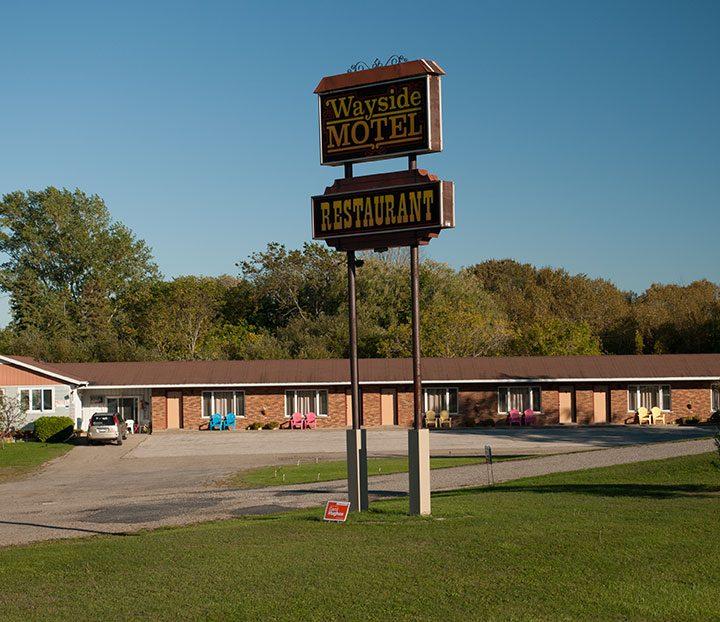 Wayside motel 1