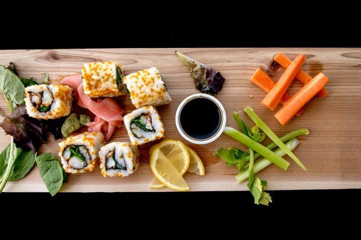 Sushi Making Session