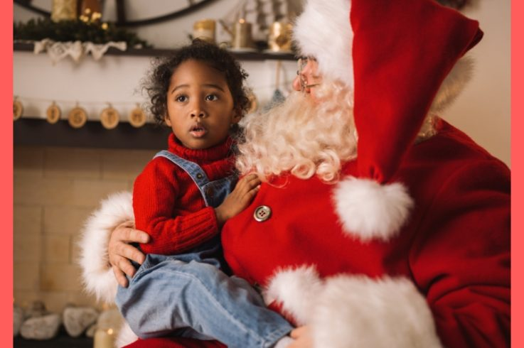Get Your Picture With Santa