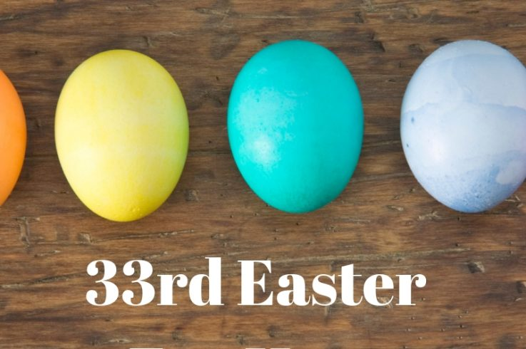 33rd Easter Egg Hunt
