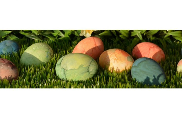 Easter Egg Decorating for Kids