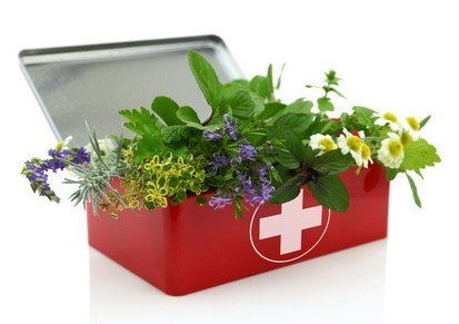 Create Your Own Herbal First Aid Kit
