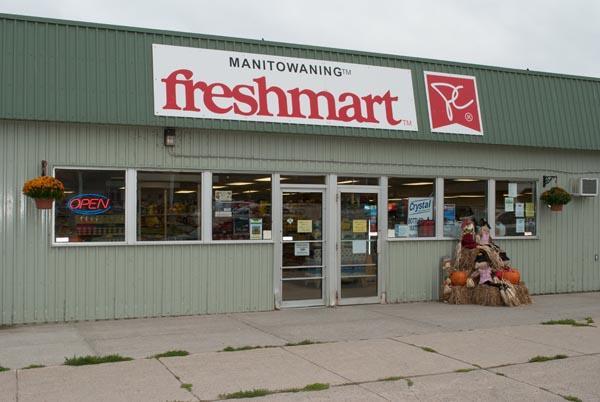 manitowaning freshmart 1