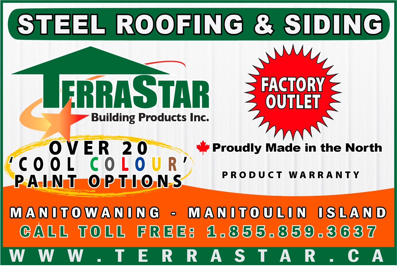 Terrastar Building Products Inc Township Of Assiginack
