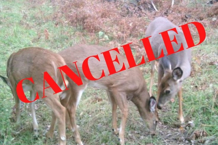 Manitoulin Deer Show- CANCELLED