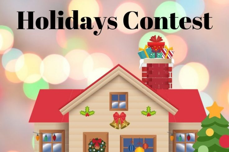 Decorate for the Holidays Contest