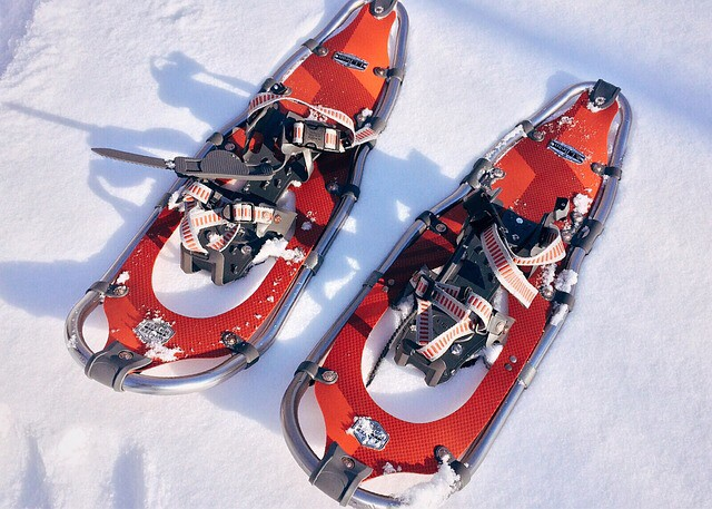 Snowshoes Available to Borrow
