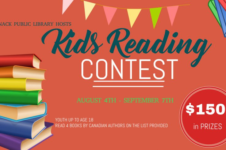 Youth Reading & Drawing Contest