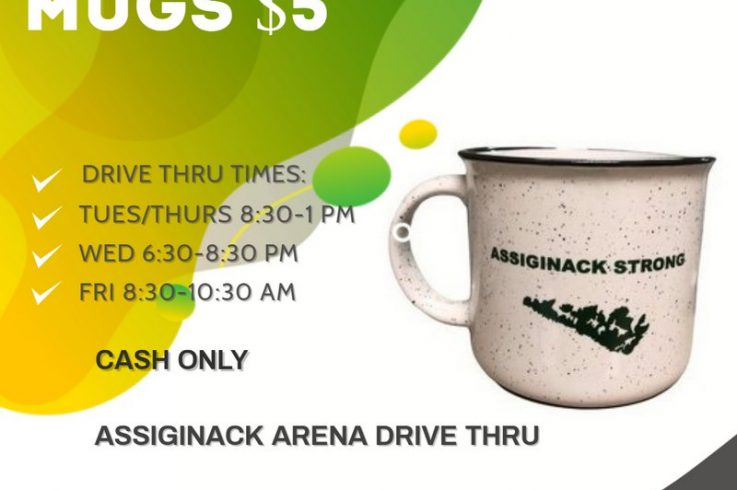 Assiginack Strong Mugs
