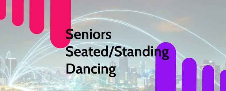 Seniors Seated/Standing Dancing