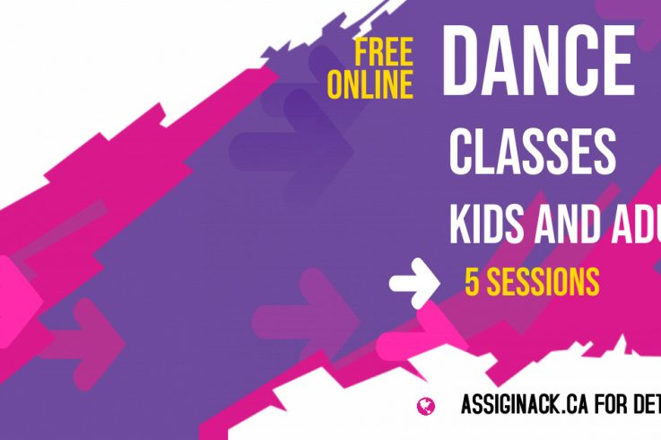 Free Online Dance Classes for Kids and Adults