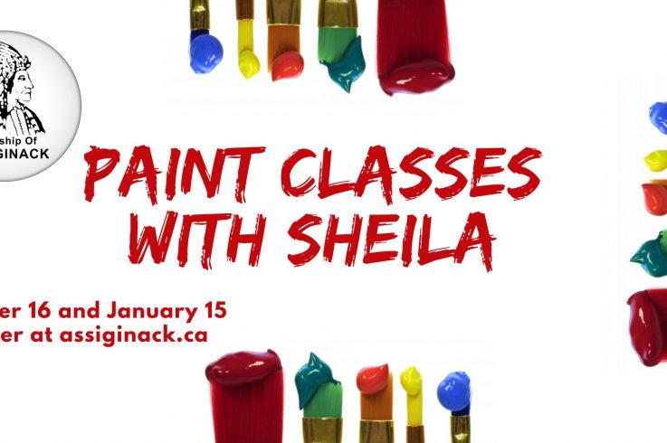 Paint with Sheila